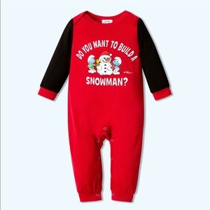 NWT Smurfs holiday outfit